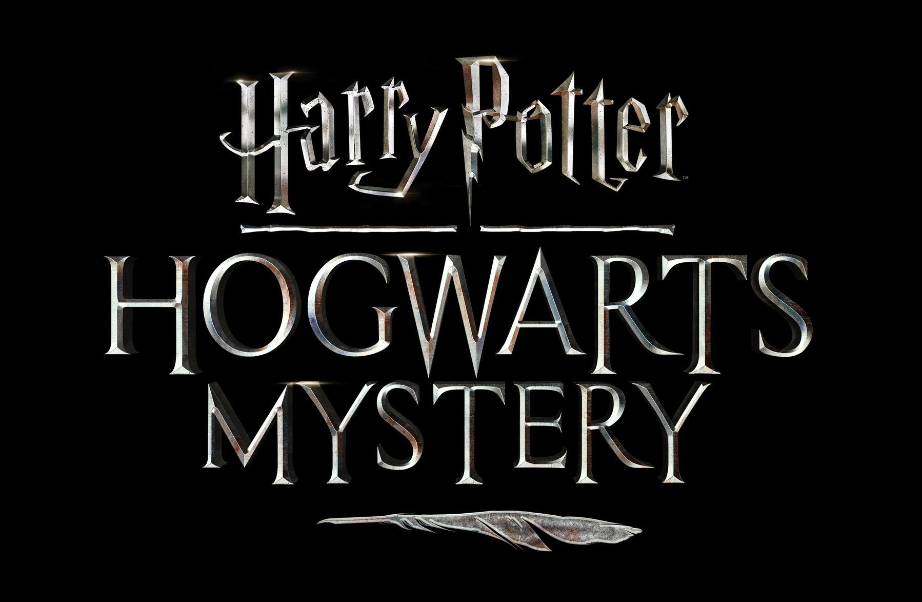 Harry Potter: Hogwarts Mystery logo