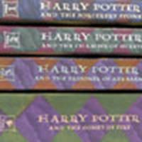 Collection of HP paperbacks
