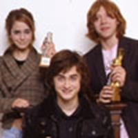 Daniel, Emma & Rupert with awards
