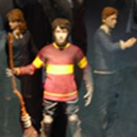 'Goblet of Fire' movie display