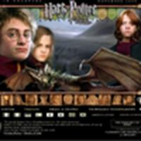'Goblet of Fire' web site