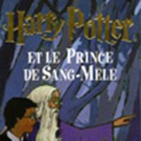 French cover of 'HBP'