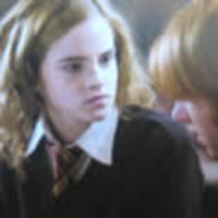 Hermione with Ron