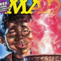 Potter parody cover