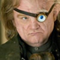 Brendan Gleeson as 'Mad-Eye'
