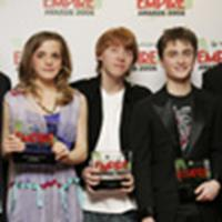 Emma, Rupert & Dan at Empire Awards