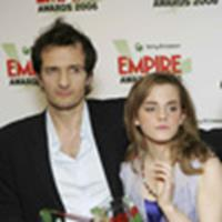 David & Emma at the Empire Awards