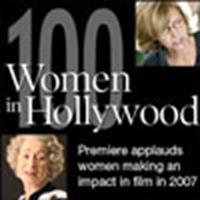 '100 Women in Hollywood' list