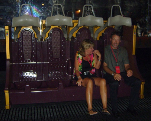 Forbidden Journey seats