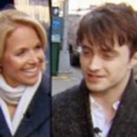 Couric and Radcliffe